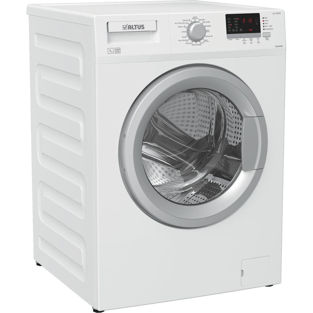 AL 7103 D - 7 Kg Çamaşır Makinesi Fiyatları ve Modelleri